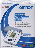 OMRON BLOOD PRESSURE MONITORING MACHINE