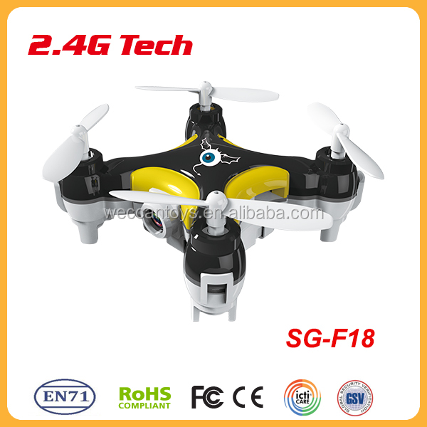 Camera drone mini flyer toys for kids play little model