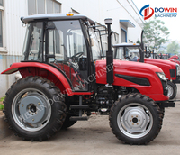 Made in China tractor 40 hp for sale with free tractor part