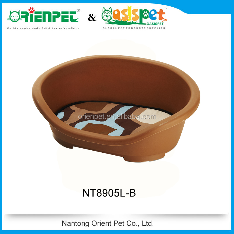ORIENPET & OASISPET Pet bed with mat dog bed Ready stocks NT8905L-B Pet products