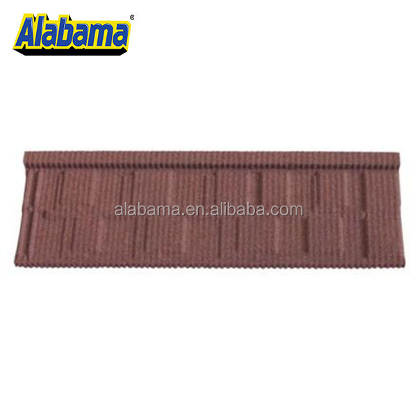 Most Popular Sale Double Colour Interlocking Thin Villa Classic Traditional Chinese High Quality Sheet Cheap Popular Roof Tile