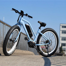 Customized professional 8fun motor fat tire e bike with good quality