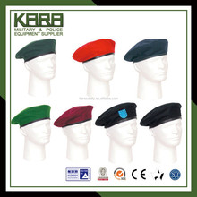 custom design military beret army beret