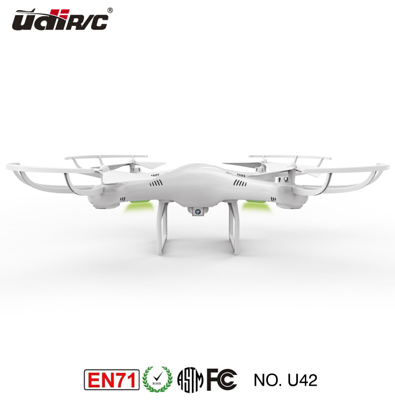 UDI RC Swan RC drone helicopter with camera U42