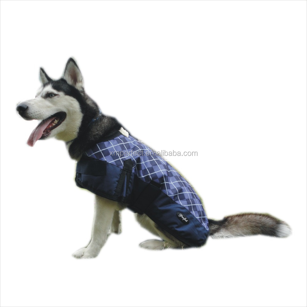 High Quality Custom Winter Waterproof Dog Clothes Pet Apparel