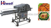 304 Stainless steel Automatic flattening machine for steak food