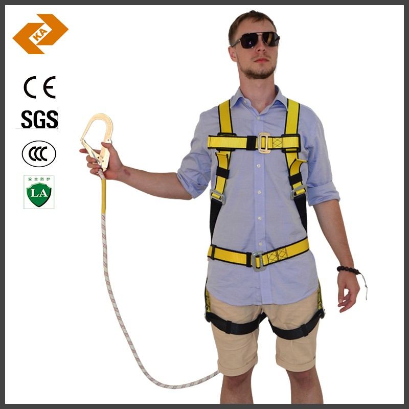 5-points safety belt full body harness