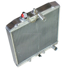 china aluminum motorcycle radiators for sale