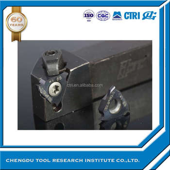 indexable carbide cutting tool cemented carbide insert PVD coated carbide insert
