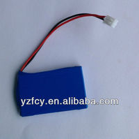 icr 603048 3.7v 750mah li-ion rechargeable battery