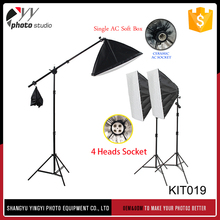 Economical custom design photography light kit background