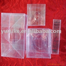 Clear display pvc box