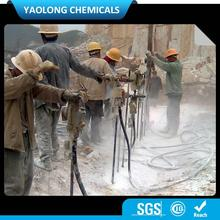 Stone melting chemicals expansive mortar stone cutting agent in China