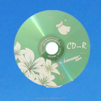 China Wholesale 52X Blank Cd