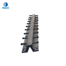 Hot sale HQ marine rubber ladder fenders for dock quay boat