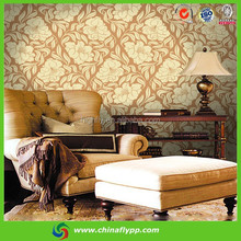 print material wall paper Indoor decoration wall paper