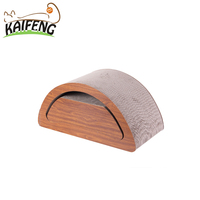 Strong Unique Cardboard Cat Scratcher Cardboard Hanging Cat Scratcher Bed