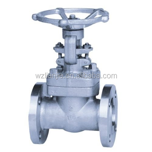API/ANSI/DIN Forged steel Gate Valve