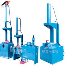 fine hydraulic steel wire rope pressing splicing machine