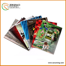 NEW STYLE School student PVC Book Cover A4 Pvc Sheet