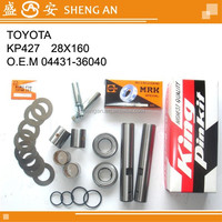 King pin kit KP427 28X160 O.E.M 04431-36040