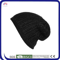 wholesale alibaba customize 100 acrylic blank custom winter knitting cap