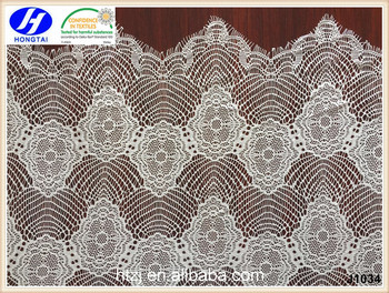 from hongtai New Fashion Eyelash Full Lace Fabric Wholesale