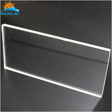 Clear Transparent Flexible Acrylic Sheet 0.5mm