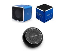 Music Angel JH-MD07U rechargerable speaker audio portable speaker with magnets used in speaker