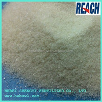 Yellow Color Granular 21 Agriculture Fertilizer