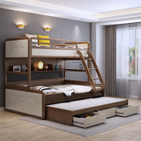 Modern New Style Solid Wood Furniture