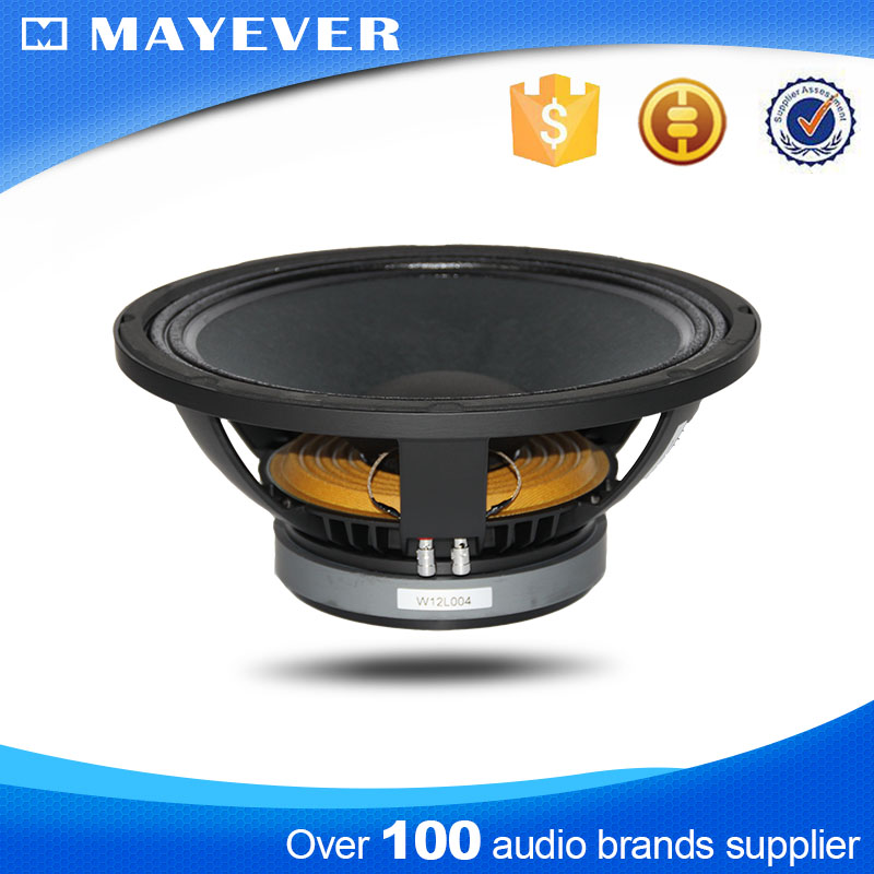 W21L001 big power speaker 21 inch subwoofer 1200w for stage