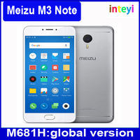 "[International Version] Meizu M3 Note 5.5"" 3GB RAM 32GB ROM FDD LTE Cell Phone MTK Helio P10 Octa Core Fingerprint 4100mAh"