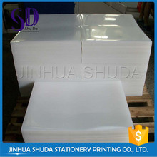 Top Brand In China White High Quality Corrugated Pp Plastic Sheet Products