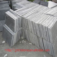 black grey roof slate tile from own factory