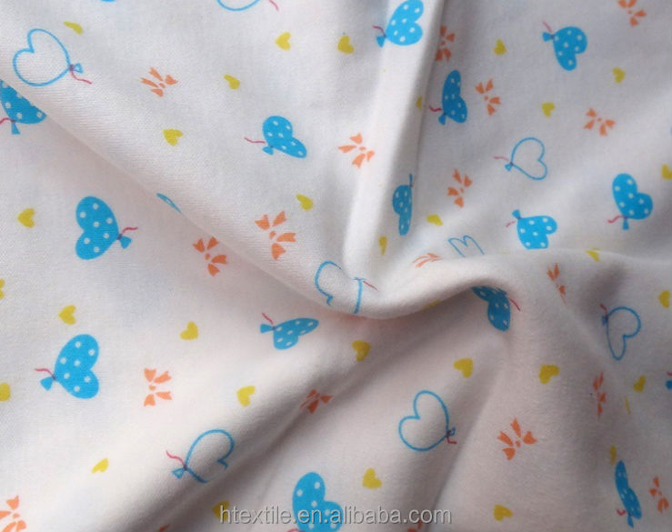New Design Cartoon Pattern100%Cotton Printed Fabric stock lot for Children