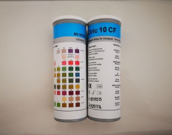 Uric 10cf Urine Reagent Analysis Strips