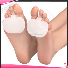 High Heels Forefoot Pads Metatarsal Pads Forefoot Cushions Silicone Transparent Gel Insole Cushion Pads-Ball of Foot Cushions