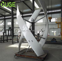 UGE 1KW Factory Water Pump Vertical Axis Turbine Wind Power Generator