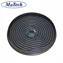 Custom Best Quality Precision Cast Iron Heating Hot Plate