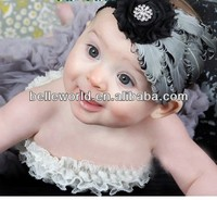 Wholesale Fashion Kids flapper feather headband