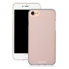 OEM high quality cell phone case ultra-thin air TPU phone cover for iphone