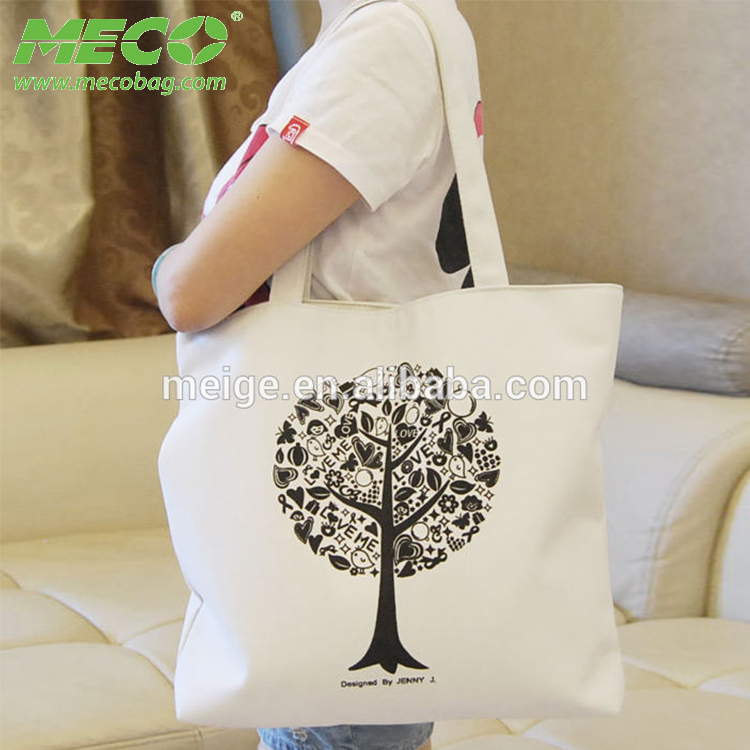 promotion canvas shopping bag/cotton canvas <strong>tote</strong> bag /custom canvas bag