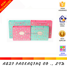 wholesale custom fashion lace made lingerie shopping paper bag