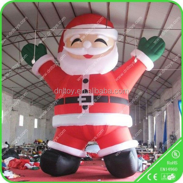 Customized Inflatable Christmas, yard gemmy inflatable