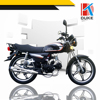 Contemporary style electric or kick starter start mode 50cc motorcycle