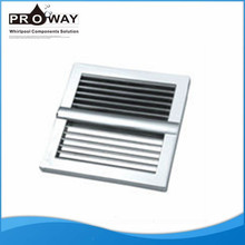 Shower Room ABS Guard Shower Room Parts Fan Dust Cover