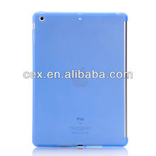 Slim Soft Gel TPU Back Case Smart Cover Compatible For Apple iPad Air 5 5th Gen