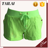 China suppliers Top-end new Fashion women short trouser