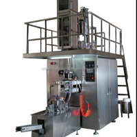 New Aseptic Carton Box Packing Machine